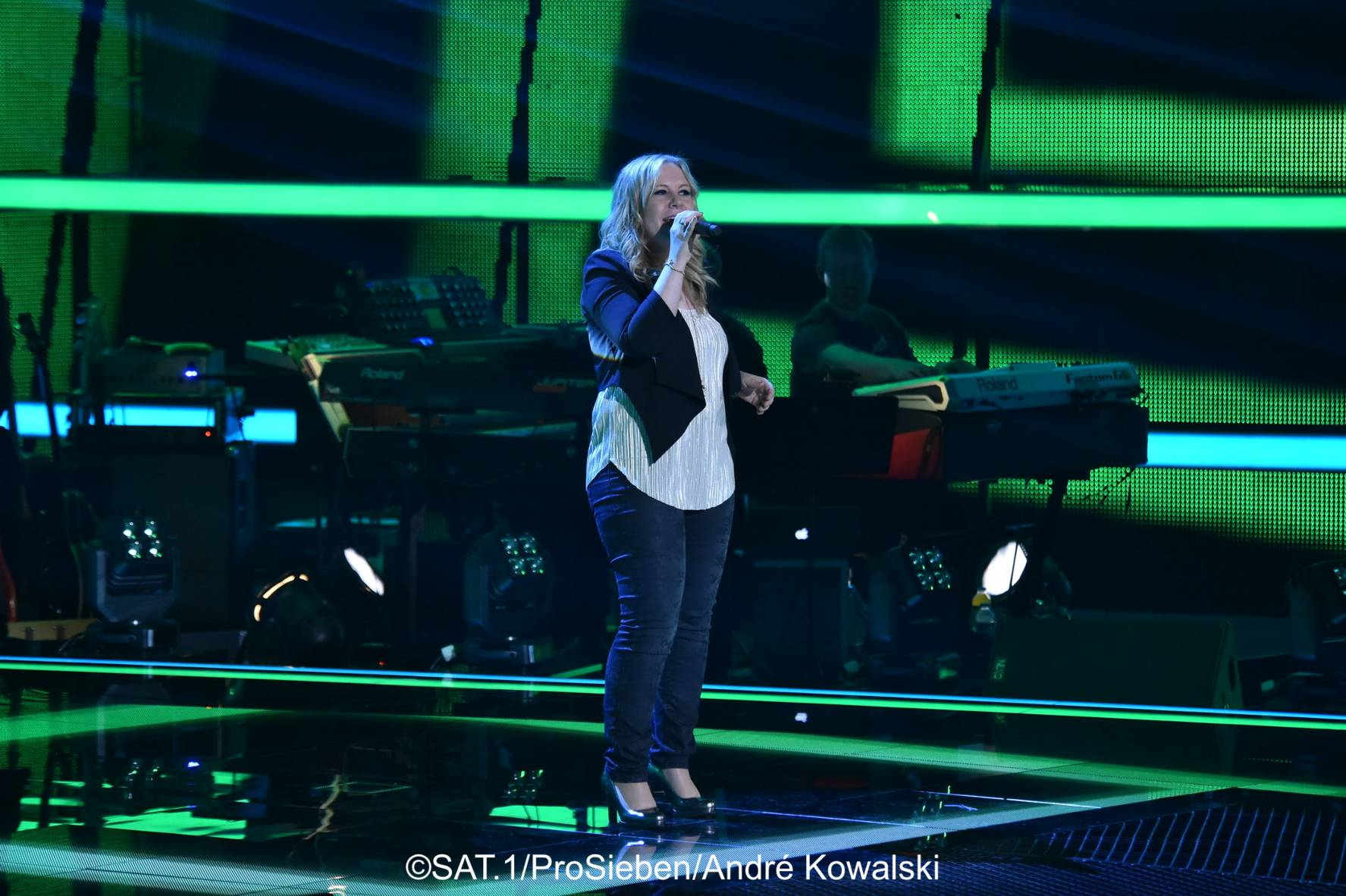 The Voice of Germany - Blind Audition